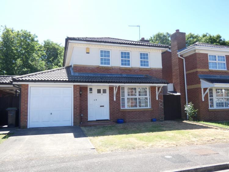 Lichfield Close, Kempston